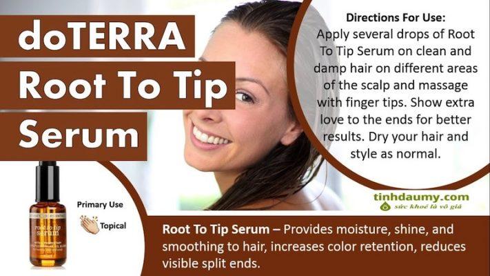 Serum dưỡng tóc Root to Tip Serum