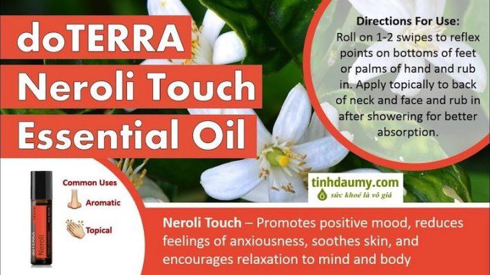 Tinh dầu Cam bi lăn doterra Neroli Touch - Tinhdaumy.com